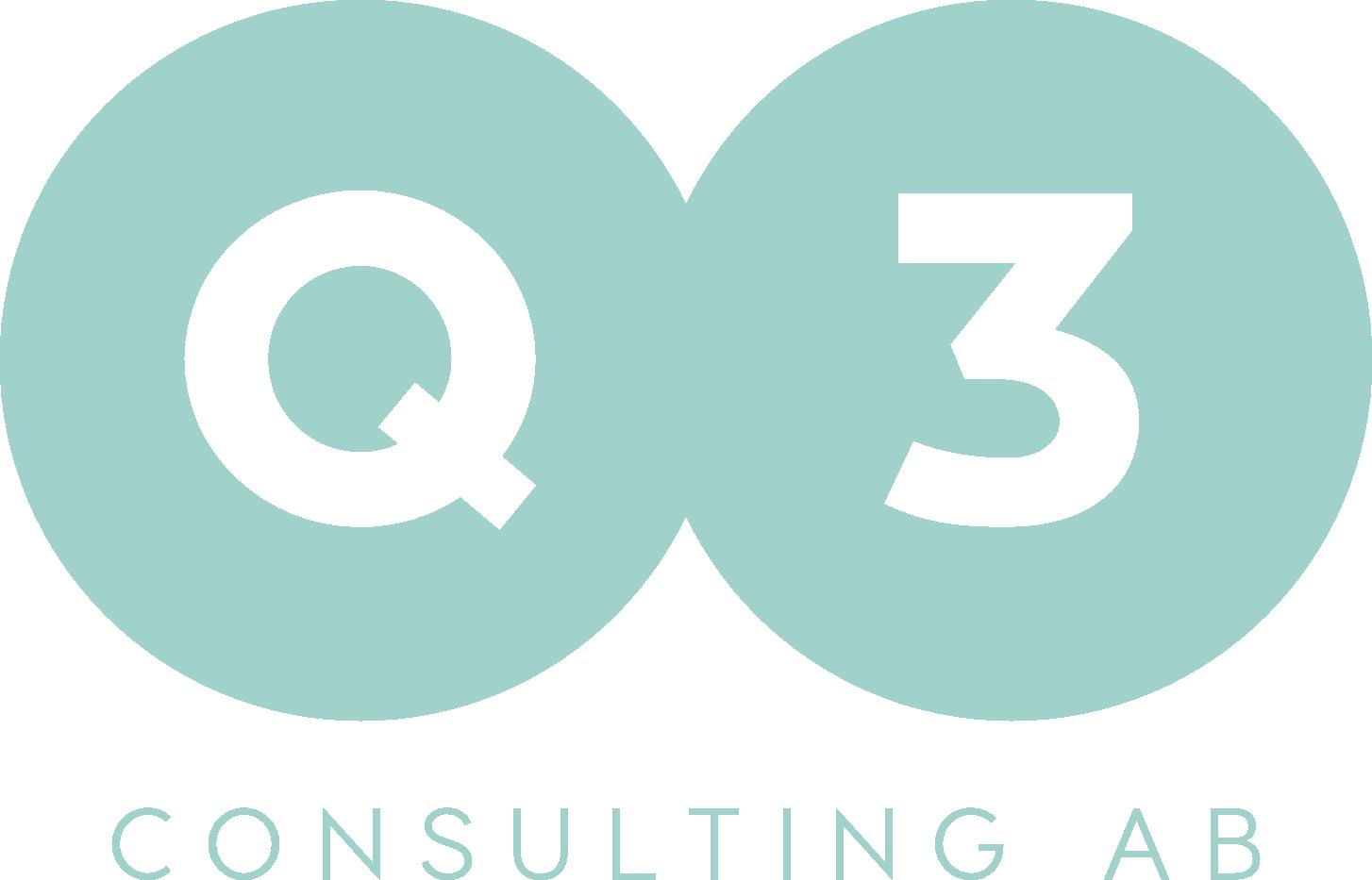 Logo Q3 Consulting AB